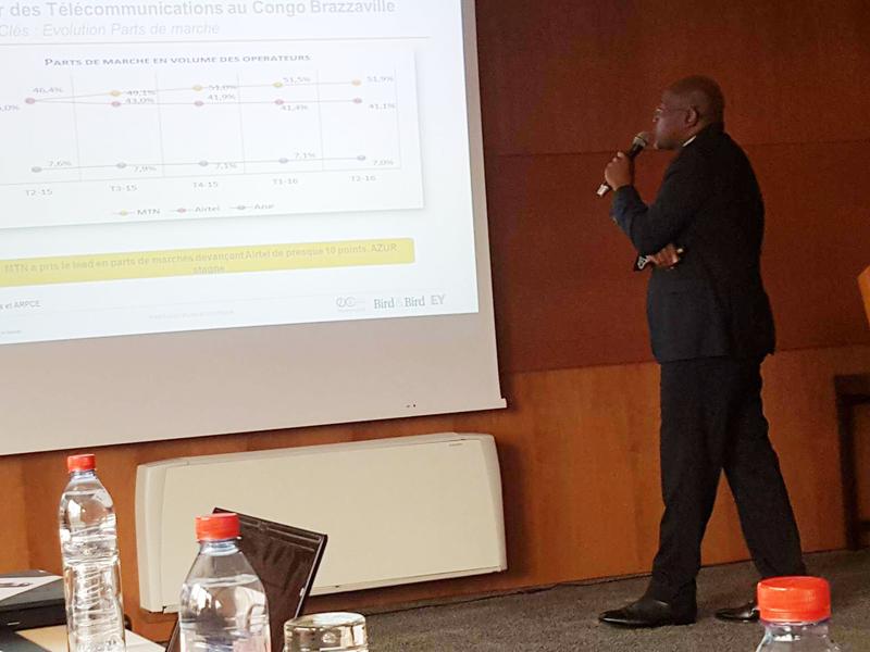 Jean simon Ngann - Projet Backbone Brazzaville